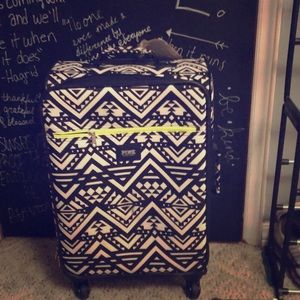 Expandable Suitcase